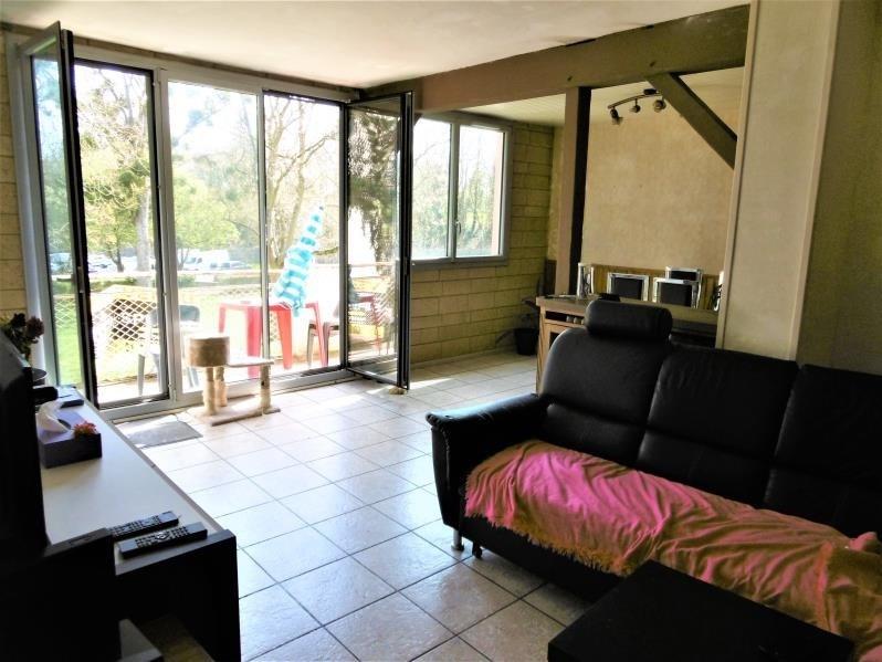 Vente appartement Sarcelles 115000€ - Photo 2