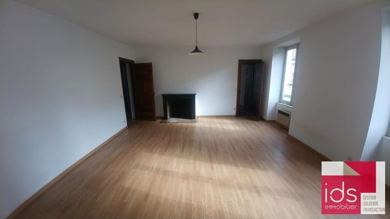 Verkoop  appartement Allevard 85000€ - Foto 2