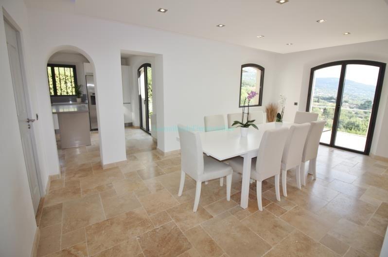 Vente de prestige maison / villa Le tignet 1070000€ - Photo 11