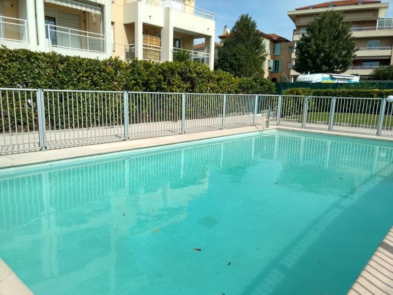 Vente appartement Le golfe juan 181 000€ - Photo 1