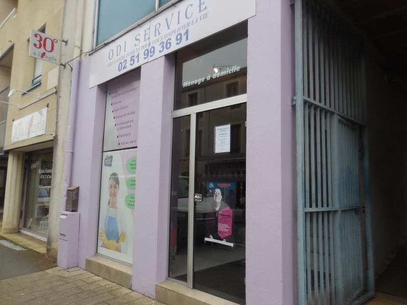 Location local commercial La roche sur yon 580€ HT/HC - Photo 1