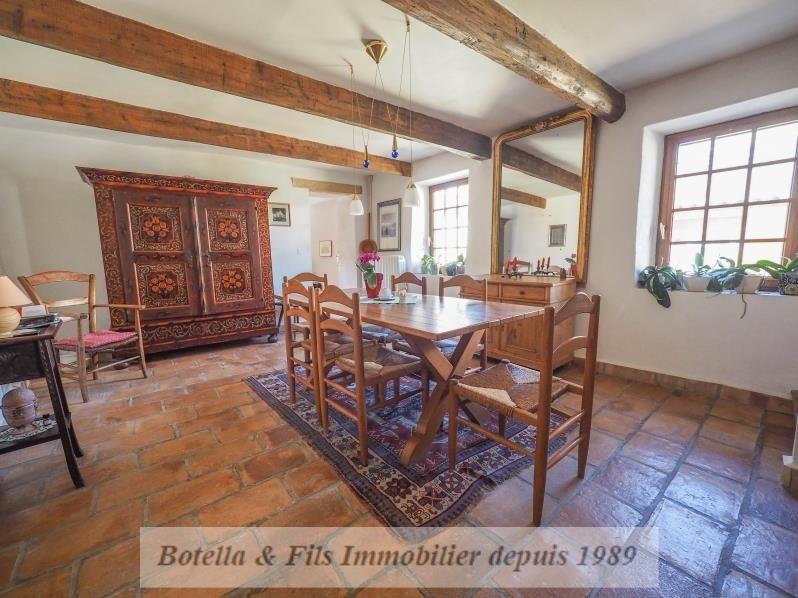 Vente de prestige maison / villa Uzes 483000€ - Photo 3
