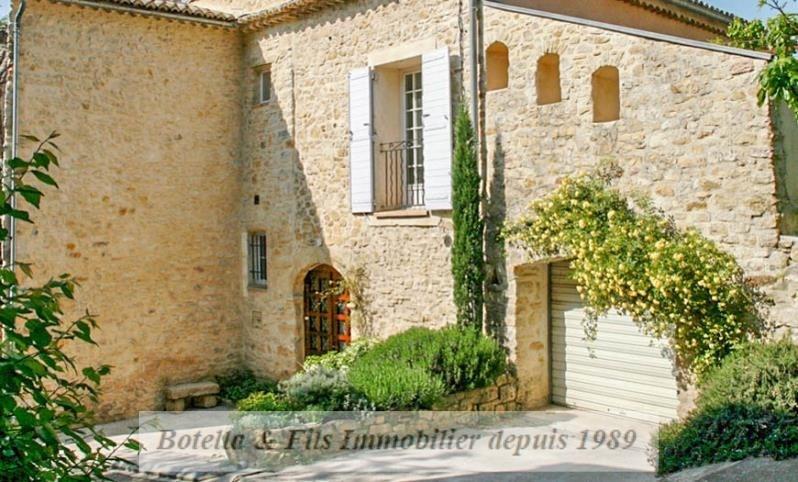Vente maison / villa Uzes 316000€ - Photo 3