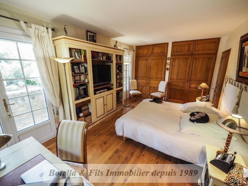 Verkoop van prestige  huis Uzes 677000€ - Foto 11