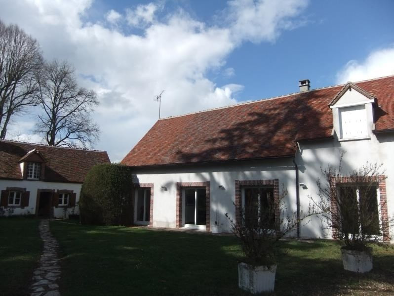 Sale house / villa Villiers st benoit 265000€ - Picture 1