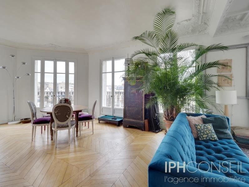 Deluxe sale apartment Paris 16ème 1 760 000€ - Picture 2