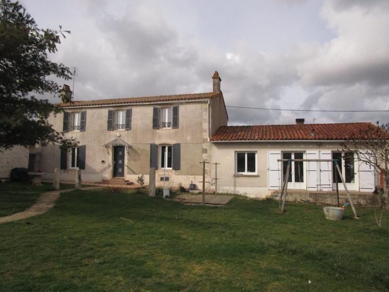 Vente maison / villa Cherveux 198900€ - Photo 1