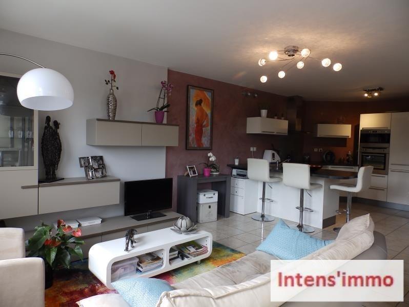 Vente appartement Romans sur isere 123000€ - Photo 2