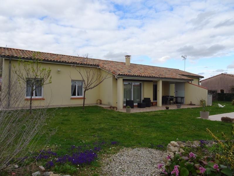 Vente maison / villa Daux 384800€ - Photo 1