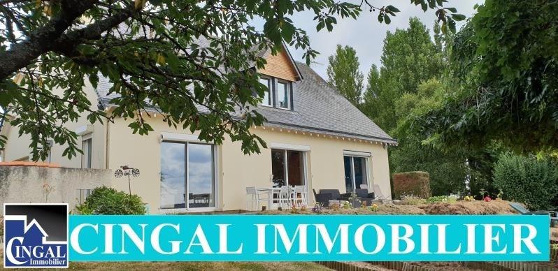Vente maison / villa Les moutiers en cinglais 247900€ - Photo 1