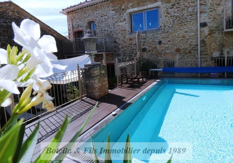 Verkoop van prestige  huis Aigueze 849000€ - Foto 10