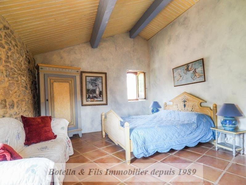 Venta de prestigio  casa Uzes 825000€ - Fotografía 8