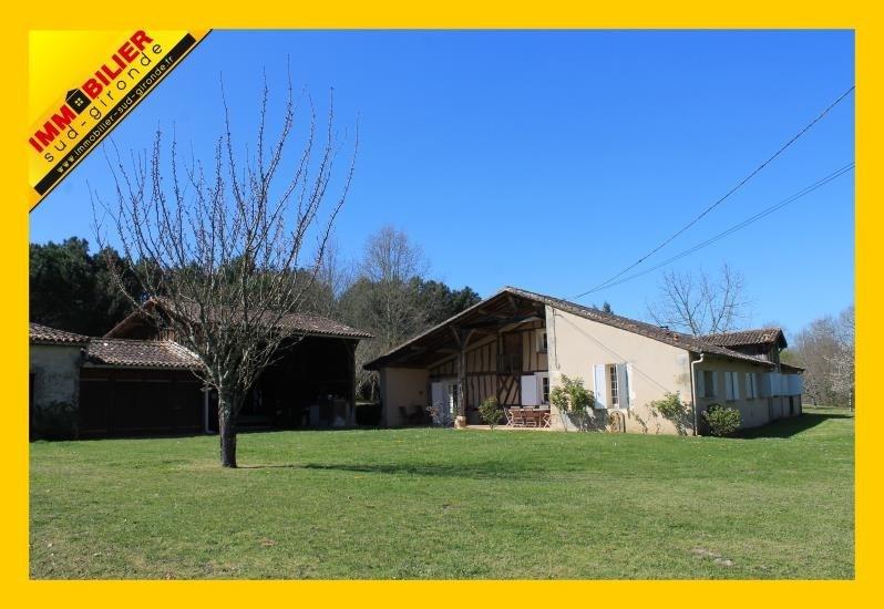 Sale house / villa Langon 450450€ - Picture 1