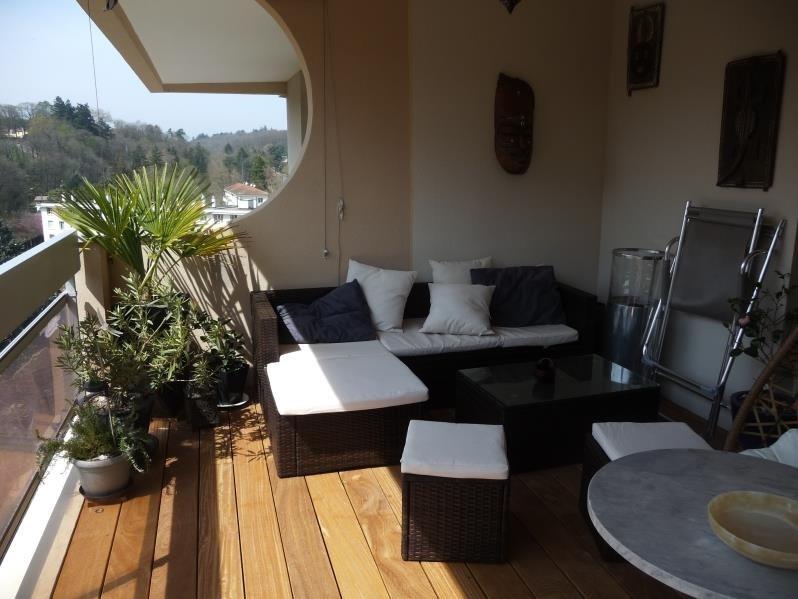 Vente appartement Charbonnieres les bains 420000€ - Photo 2