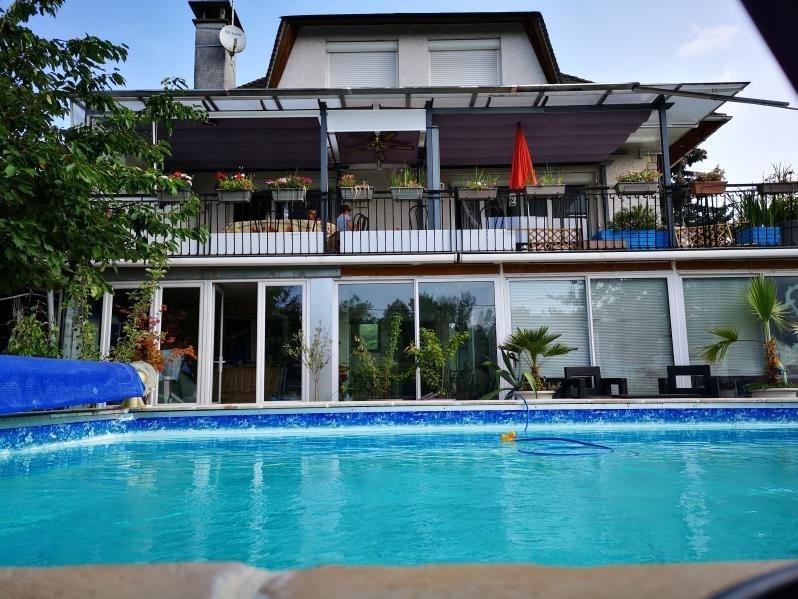Vente maison / villa Osny 549000€ - Photo 2