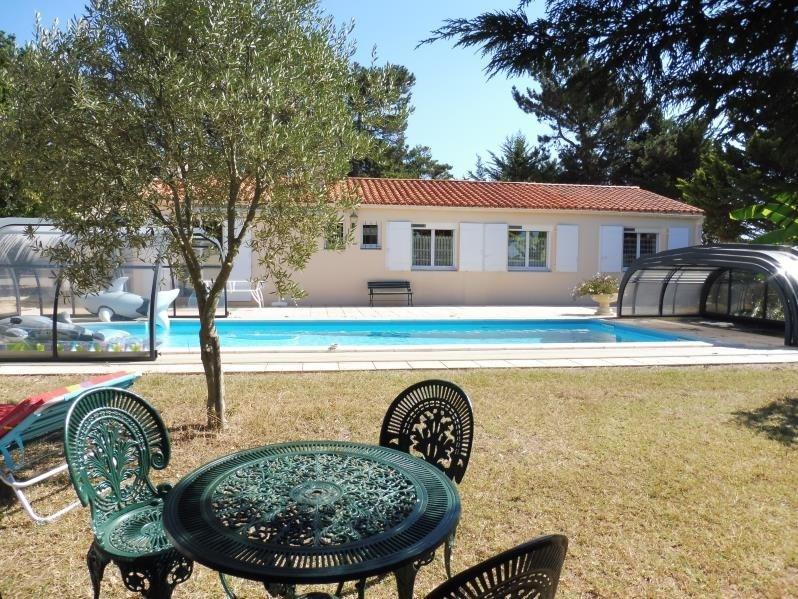 Vente maison / villa Brem sur mer 468000€ - Photo 1