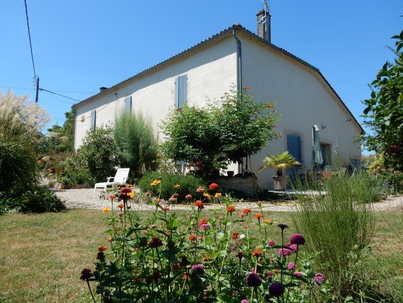 Sale house / villa Langon 337600€ - Picture 2