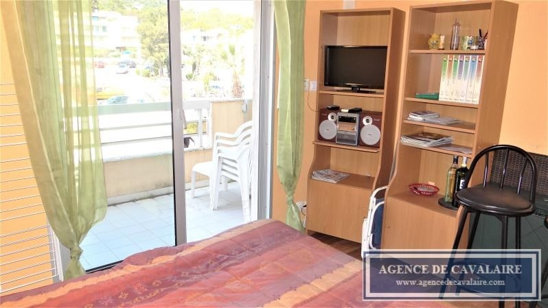 Investment property apartment Cavalaire sur mer 96 500€ - Picture 4