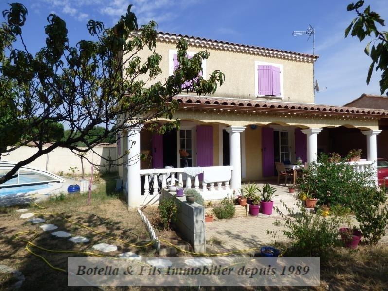 Verkoop  huis Bagnols sur ceze 262000€ - Foto 1