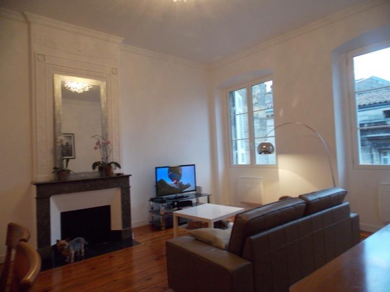 Vente de prestige appartement Bordeaux 615000€ - Photo 1