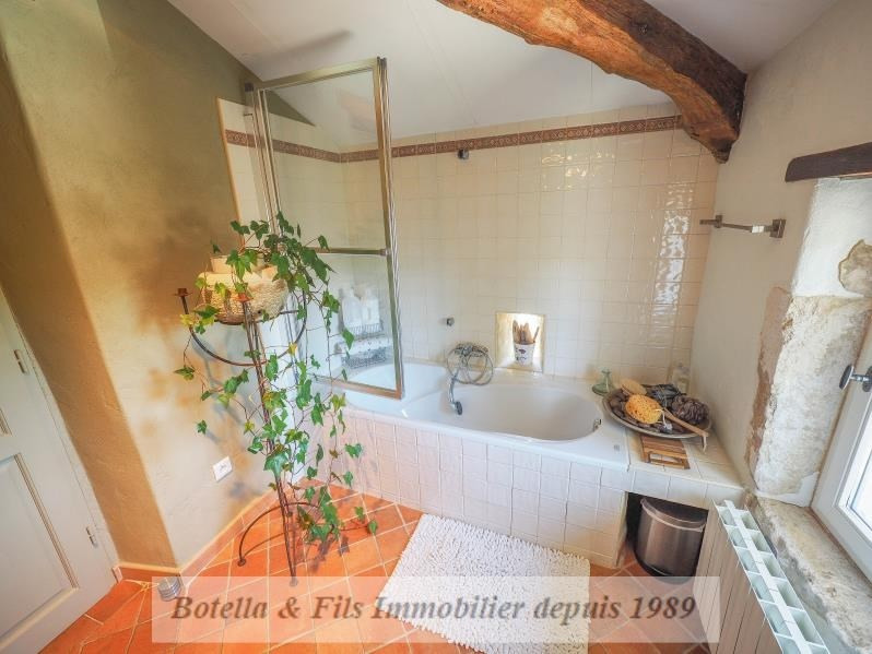 Venta de prestigio  casa Uzes 980000€ - Fotografía 9