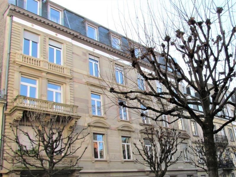 Deluxe sale apartment Strasbourg 756000€ - Picture 1