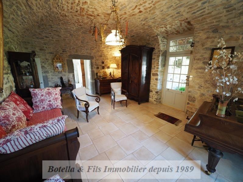 Vente de prestige maison / villa Barjac 650000€ - Photo 6