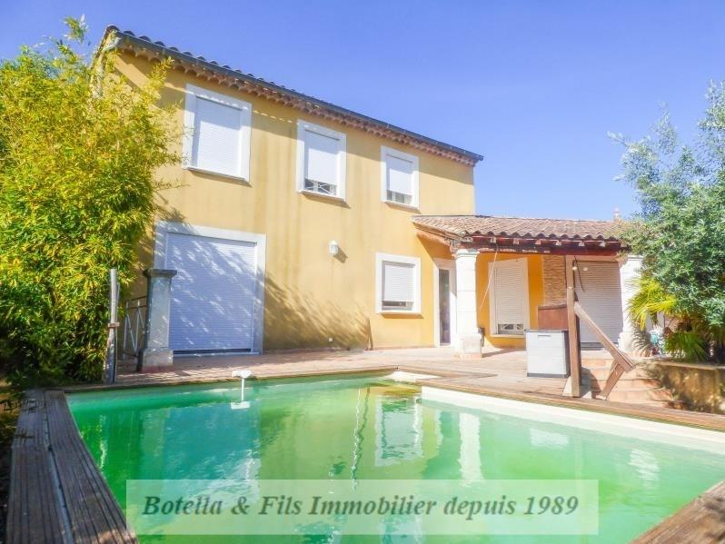 Vente maison / villa Bagnols sur ceze 320000€ - Photo 1