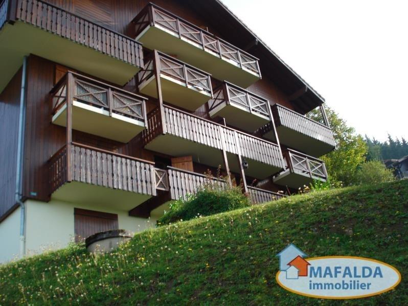 Vente appartement Mont saxonnex 49900€ - Photo 1