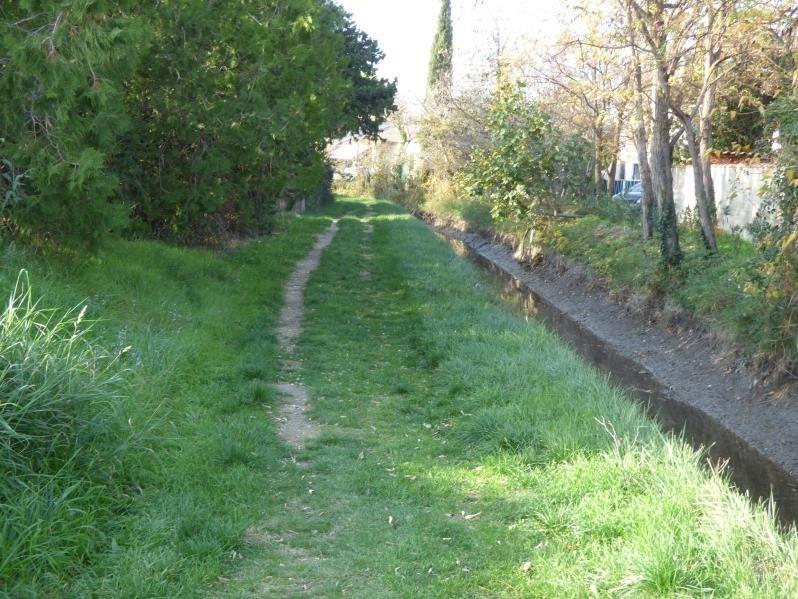 Vente terrain Aubignan 126000€ - Photo 3