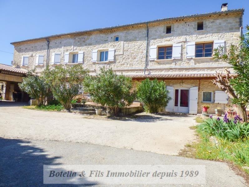 Vente de prestige maison / villa Uzes 699000€ - Photo 10