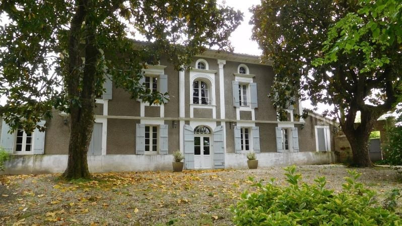 Vente maison / villa St andre de cubzac 398000€ - Photo 1