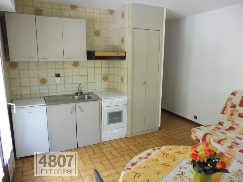Produit d'investissement appartement Sallanches 69900€ - Photo 3