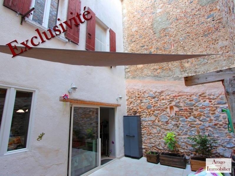 Vente maison / villa Rivesaltes 153 800€ - Photo 1