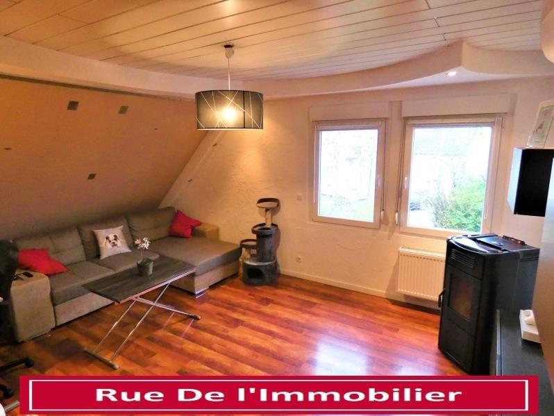Sale apartment Herrlisheim 178300€ - Picture 4