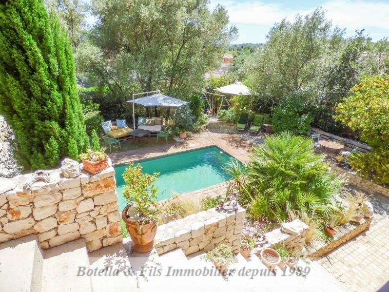 Immobile residenziali di prestigio casa Uzes 512000€ - Fotografia 2