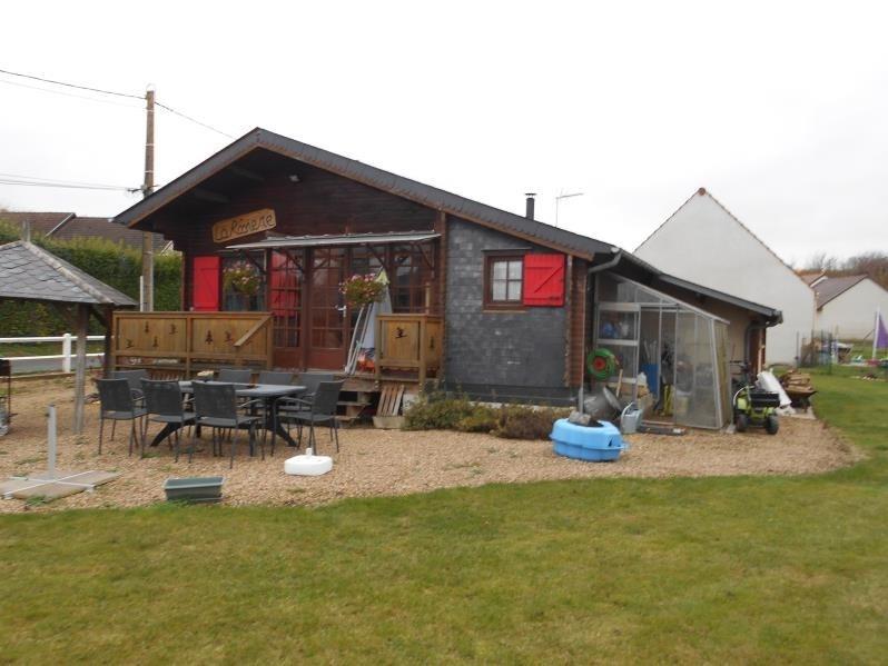 Vente maison / villa Fourges 149640€ - Photo 2
