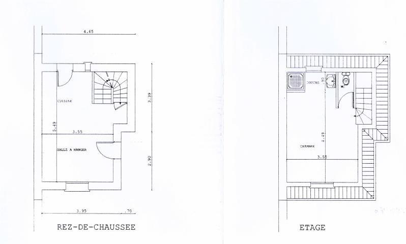 Alquiler  casa Conflans ste honorine 895€ CC - Fotografía 5