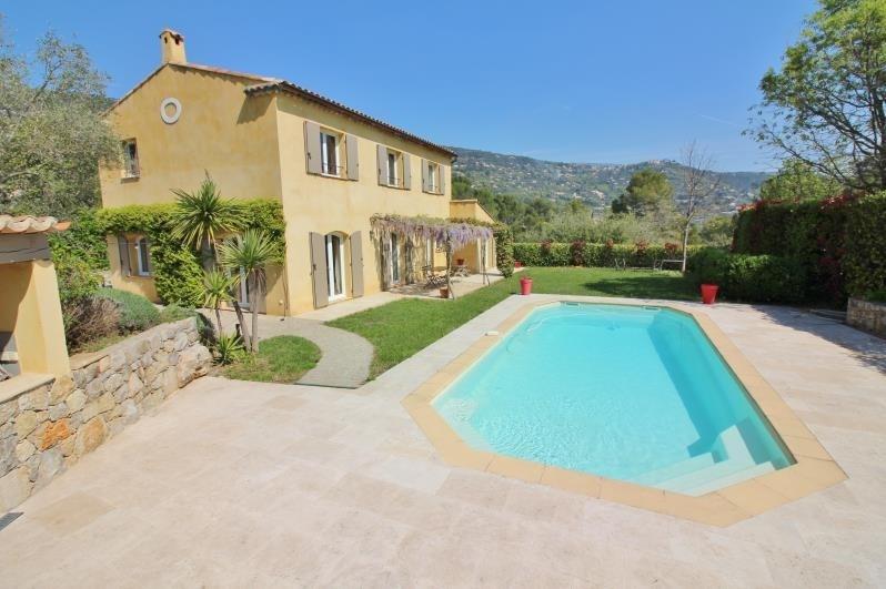 Vente de prestige maison / villa Le tignet 750000€ - Photo 1