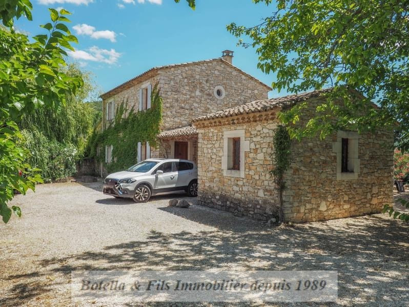 Verkoop van prestige  huis Goudargues 485000€ - Foto 4