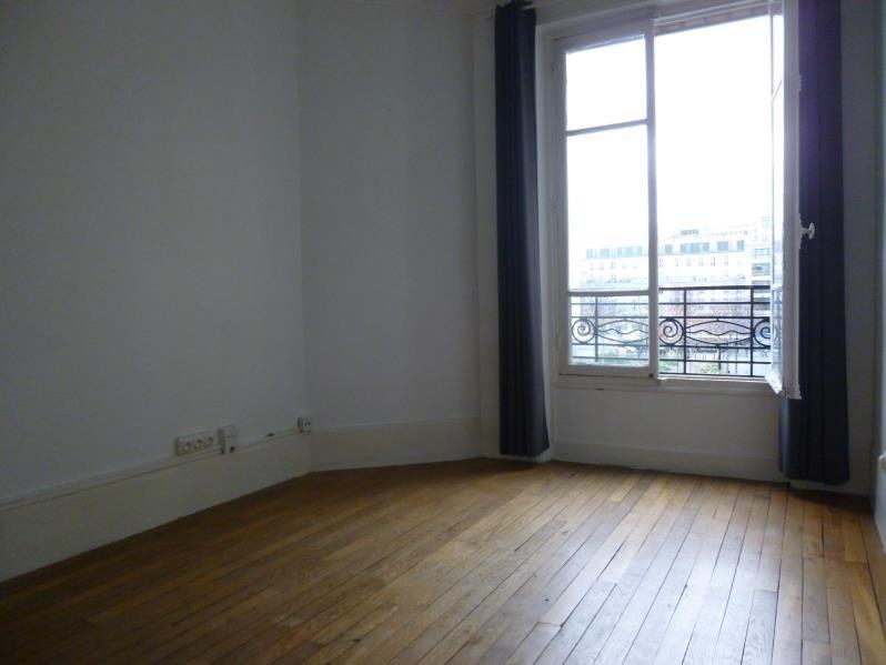 Sale apartment Paris 19ème 205000€ - Picture 2