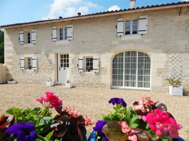 Vente de prestige maison / villa Migron 593250€ - Photo 1