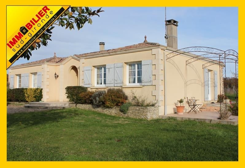 Sale house / villa Langon 243 800€ - Picture 1