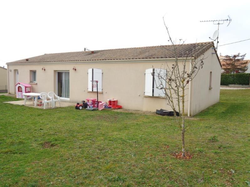Vente maison / villa Pamproux 110000€ - Photo 7