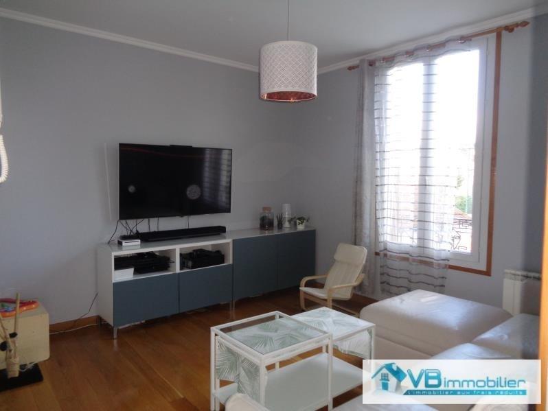 Sale apartment La varenne st hilaire 250000€ - Picture 1