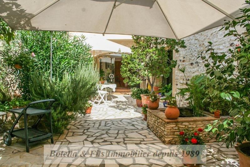 Vente de prestige maison / villa Uzes 483000€ - Photo 1