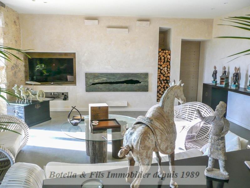 Vente de prestige maison / villa Uzes 1495000€ - Photo 6