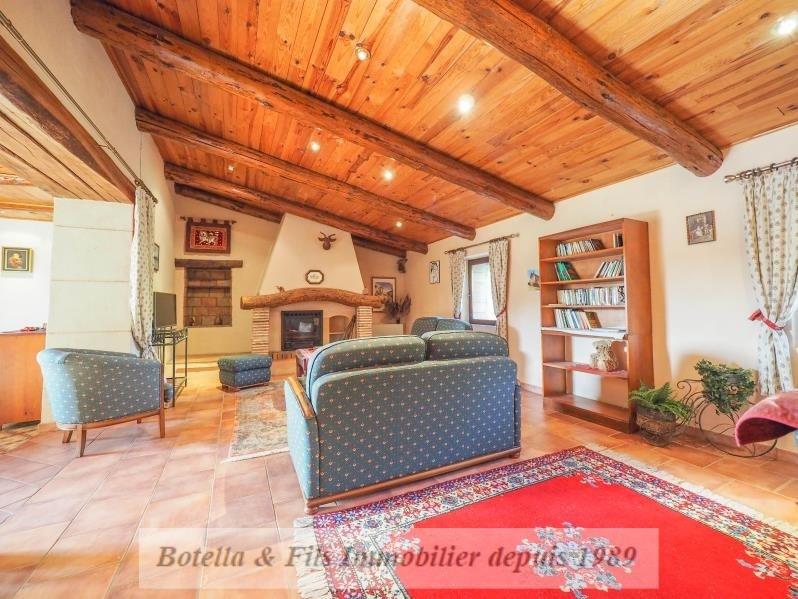 Immobile residenziali di prestigio casa Uzes 658000€ - Fotografia 10