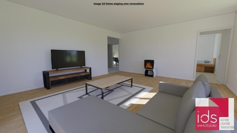 Verkoop  appartement Allevard 85000€ - Foto 1