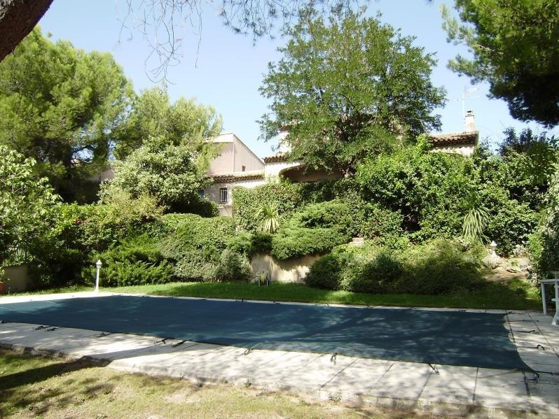 Deluxe sale house / villa Salon de provence 574000€ - Picture 1